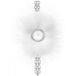 Fendi My Way Diamond 36 mm Womens Silver Watch F351034000B0