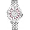 F107034000D2T05 Fendi Crazy Carats Diamond Silver Dial Watch 38mm