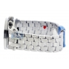 Mens Diamond Steel Watch Joe Rodeo Broadway JRBR17 5.00 Carats