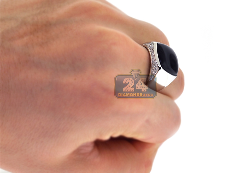 Men With Rings On Finger