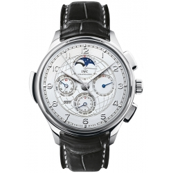 IWC Portuguese Grande Complication Platinum Watch IW377401
