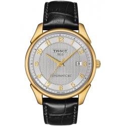 Tissot Powermatic 18K Yellow Gold Mens Watch T920.407.16.032.00