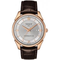 Tissot Powermatic 18K Rose Gold Mens Watch T920.407.76.038.00