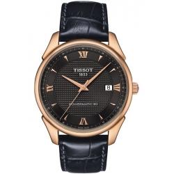 Tissot Powermatic 18K Rose Gold Mens Watch T920.407.76.068.00