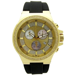 Joe Rodeo Liberty 1.50 ct Diamond Mens Watch JRLI1