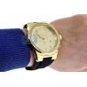 Mens Diamond Watch Joe Rodeo Liberty JRLI3 1.50 ct Yellow Gold