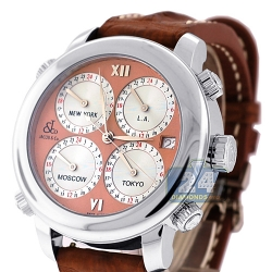 Jacob & Co H24 Rose Dial Mens Watch H24R