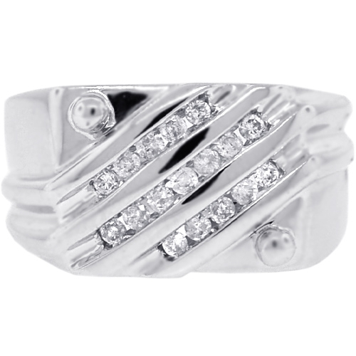 band wedding silver sterling mens diamond ctw ring avianne bands co