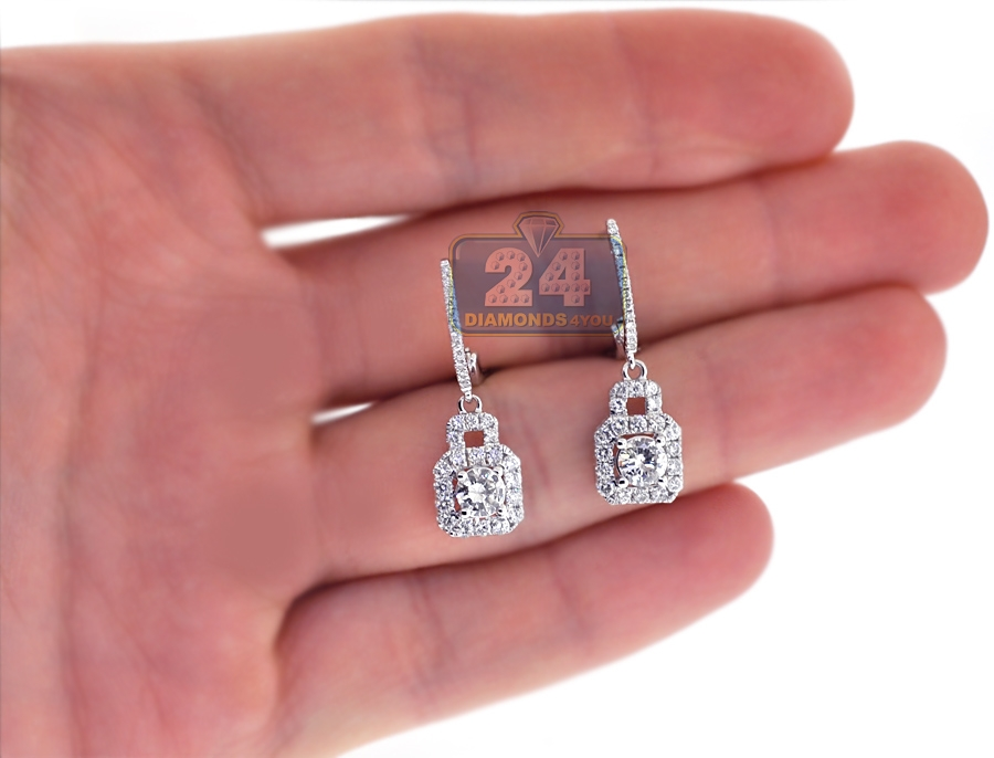 diamond earrings for women - photo #20