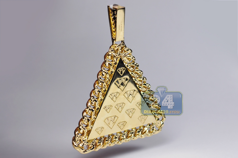 men black triangle lyst jewelry pendant with aldo in beaded for necklace designer