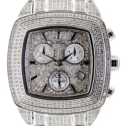Womens Diamond Watch Joe Rodeo Chelsea JCHE5 13.00 ct Silver