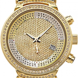 Womens Diamond Watch Joe Rodeo Master JJML9 0.90 ct Yellow