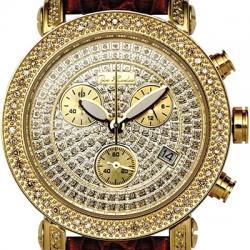 Womens Diamond Watch Joe Rodeo Passion JPA14 0.60 ct Yellow