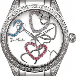 Womens Diamond Watch Joe Rodeo Secret Heart JRSH2 1.60 ct White
