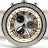 Mens Diamond Watch Joe Rodeo Tyler JTY5 2.00 ct Silver