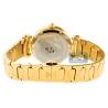 Womens Diamond Watch Aqua Master 0.3 ct Yellow Gold White Dial
