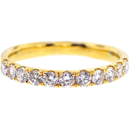 eternity fine cut wedding rings products band diamonds set round bands gold chanel wb alt