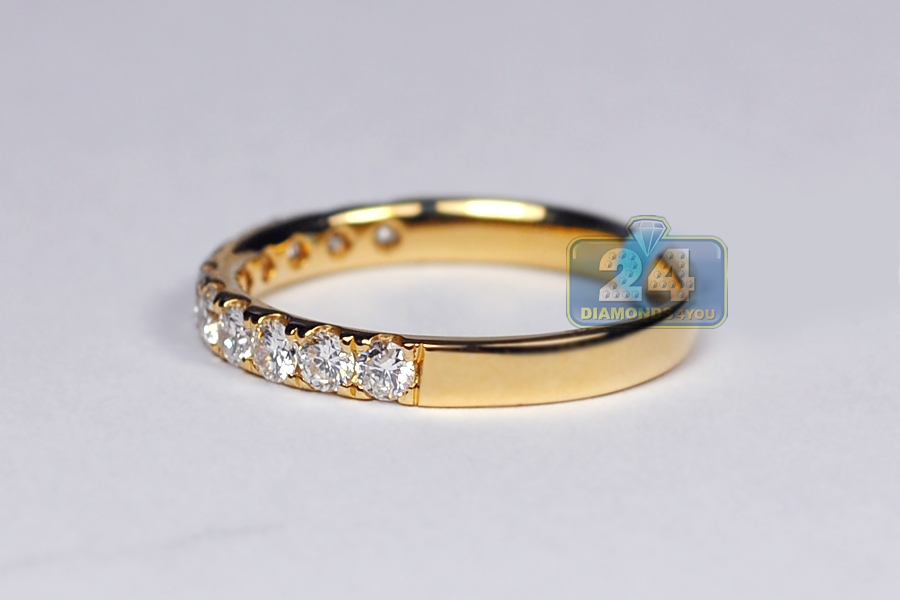 thick pineapple yg gold bands wide ring band diamond designs three yellow products