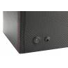 Single Watch Winder Storage 34-701 Diplomat Modena Carbon Fiber