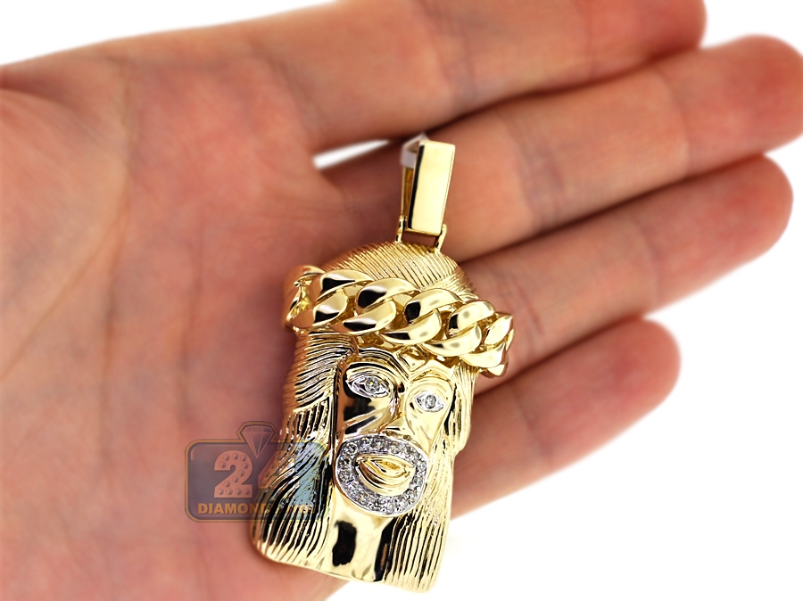 accessories gold mister products tone pendant sfc jesus p piece fashion jewelry