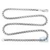 Sterling Silver Venetian Box Mens Chain 5 mm 22 24 26 28 30 36 inch