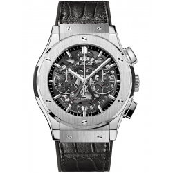 Hublot Classic Fusion Skeleton Mens Watch 525.NX.0170.LR