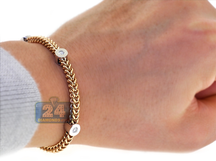 midvs by pieces contemporary bracelet co gold the franco products mens pablo grande