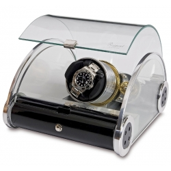 Single Automatic Watch Winder W190 Rapport Optima Time Arc
