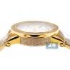 Joe Rodeo Trooper 10.25 ct Diamond Mens Watch JTRO10