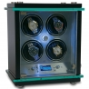 Quad Watch Winder Cabinet W604 Rapport Commander LED