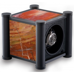 RDI Charles Kaeser Mémoire Bois Pétrifié Single Watch Winder