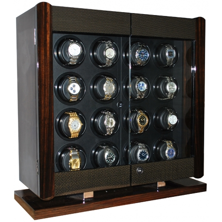 Orbita Avanti 16 Programmable Watch Winder Cabinet W22051