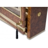 6 Watch Winder Cabinet W526 Rapport Paramount Walnut Wood