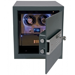 Rapport Securita Double Automatic Watch Winder Safe W632