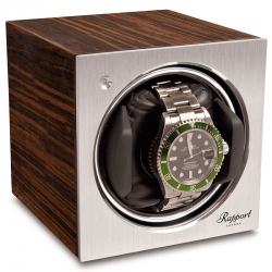 Rapport Tetra Macassar Single Watch Winder W149
