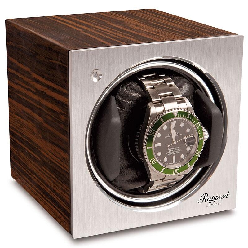 Steinhausen cherrywood single watch winder
