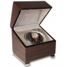 Single Automatic Watch Winder W341 Rapport Vogue Macassar Wood