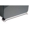 Single Automatic Watch Winder Box W371 Rapport Vogue Carbon Fiber
