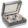 Rapport F3 Carbon Fiber 8 Watch Display Case Box B268