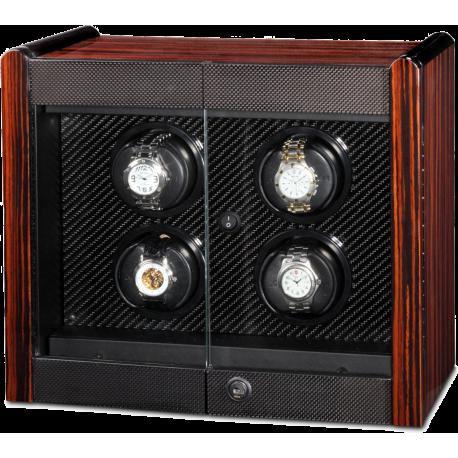 Quad Watch Winder Cabinet W70006 Orbita Avanti 4 Rotorwind