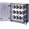Orbita Milano White Leather 12 Watch Winder W60148 Programmable