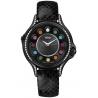 F110031011C0T05 Fendi Crazy Carats Diamond Black Watch 38mm