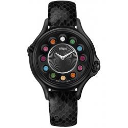Fendi Crazy Carats Black Edition 38 mm Watch F110031011T05