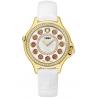 F111024041B2P02 Fendi Crazy Carats 18K Yellow Gold Diamond Watch 33mm