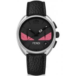 F214011711 Fendi Momento Bugs Pink Eyes Womens Mens Watch