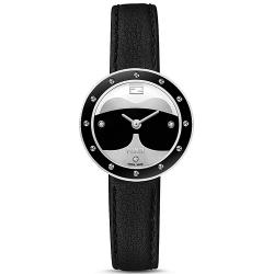Fendi My Way Karlito Fox Fur 28 mm Watch F363021611D1