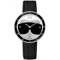 Fendi My Way Karlito Fox Fur 36 mm Watch F363031611D1