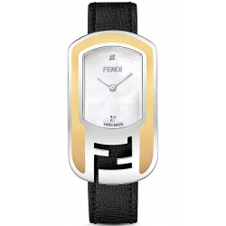 F303134511D1 Fendi Chameleon Two Tone Steel Womens Watch 29mm