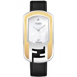 Fendi Chameleon Two Tone Steel 29 mm Watch F303134511D1