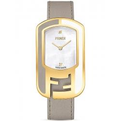 Fendi Chameleon Two Tone Tortora 29 mm Watch F336434561D1